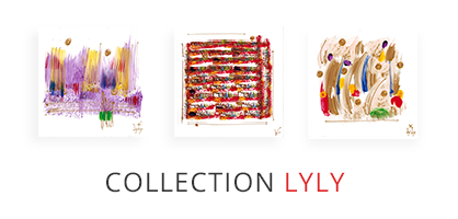 Collection inédite LYLY 2015